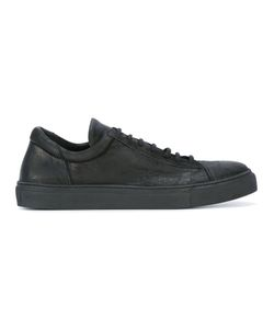 The Last Conspiracy | Edgar Sneakers Mens Size 45 Leather/Rubber