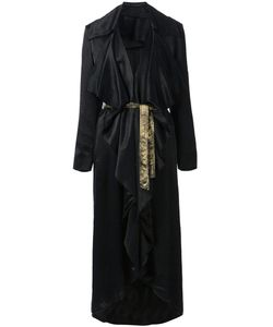 Jonathan Cohen | Draped Belted Dress