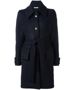 Henrik Vibskov | Grape Coat Womens Size Small Polyester/Spandex/Elastane/Viscose/Virgin Wool