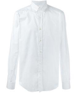 Fashion Clinic | Classic Plain Shirt Mens Size 45 Cotton