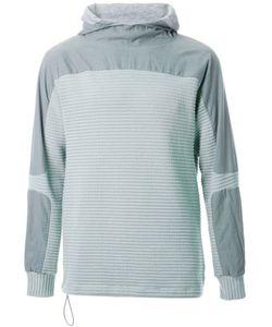 Tim Coppens | Paneled Hooded Sweatshirt