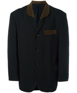 Yohji Yamamoto Vintage | Corduroy Detail Jacket Mens Size Medium