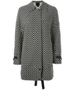 Christian Wijnants | Joho Polka Dots Coat Womens Size 38 Viscose/Polyester/Cotton/Viscose