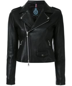 Loveless | Biker Jacket Womens Size 34 Lamb Fur