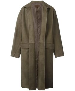 Yeezy | Front Pockets Coat Mens Size Small Lamb Skin/Polyester