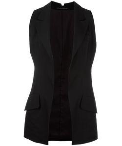 Yohji Yamamoto Vintage | Single Button Waistcoat Womens Size Medium