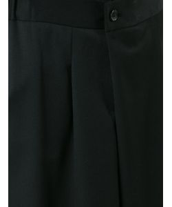 Y's   Cropped Trousers Womens Size 2 Wool