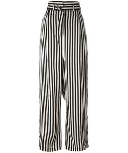 Christian Wijnants | Penny Trousers Womens Size 38 Polyamide/Acetate