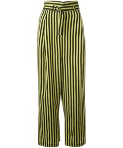 Christian Wijnants | Penny Wide-Legged Trousers Womens Size 36 Polyamide/Acetate