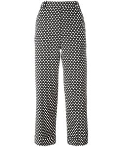 Christian Wijnants | Pepper Trousers Womens Size 38 Cotton/Polyester/Viscose/Spandex/Elastane