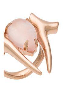 Shaun Leane | Stone Embellished Ring Womens Size Medium