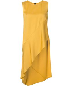 Zero + Maria Cornejo | Asymmetric Elongated Blouse Womens Size 8