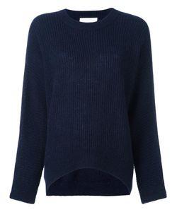 Christian Wijnants | Ribbed Knit Jumper Womens Size Small Wool/Alpaca/Acrylic