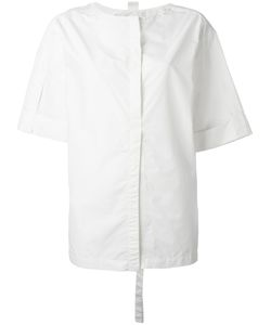 Christian Wijnants | Thais Shirt Womens Size 34 Cotton/Polyamide