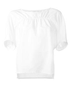 Christian Wijnants | Terje Blouse Womens Size 40 Cotton/Polyamide