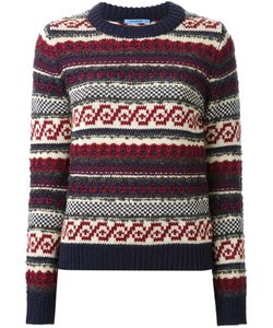 Guild Prime | Chunky Knit Sweater Womens Size 34 Acrylic/Nylon/Wool