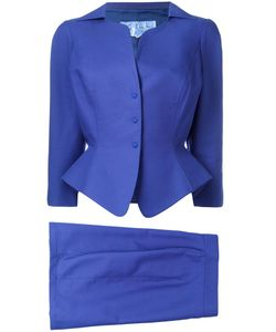 Thierry Mugler Vintage | Skirt Suit Womens Size 42