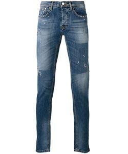 Iceberg | Distressed Skinny Jeans Mens Size 31 Cotton/Spandex/Elastane