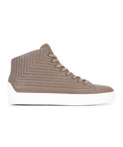 The Last Conspiracy | Thordis Hi-Tops Womens Size 39 Leather/Rubber