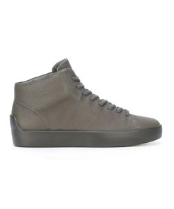 The Last Conspiracy | Gunnar Hi-Tops Mens Size 45 Leather/Rubber