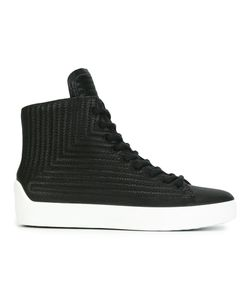 The Last Conspiracy | Dagfrid Hi-Tops Womens Size 40 Leather/Rubber