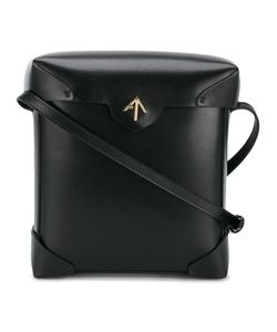 Manu Atelier | Pristine Shoulder Bag Womens Leather/Cotton
