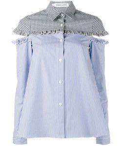 Sandy Liang   Mercury Shirt Womens Size 40 Cotton