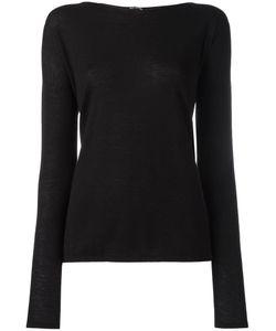 Iris von Arnim | Classic Jumper Womens Size Small Cashmere