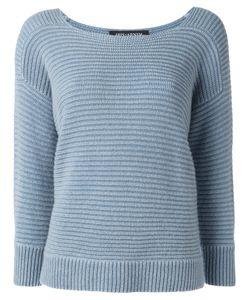 Iris von Arnim | Chunky Knit Jumper Womens Size Xs Cashmere