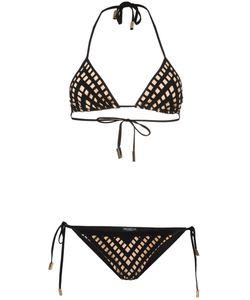 Moeva | Christie Bikini Womens Size Large Polyamide/Spandex/Elastane