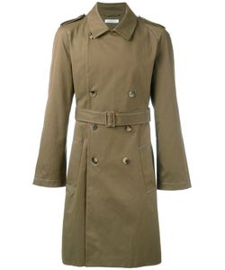 J.W.Anderson | Classic Trench Coat Mens Size 46 Cotton/Polyamide/Viscose