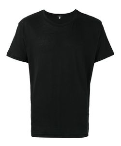 R13 | Round Neck T-Shirt Mens Size Small Cotton/Cashmere
