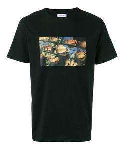 Soulland   Grandpa T-Shirt Mens Size Small Cotton