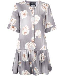 Boutique Moschino | Print Dress Womens Size 44 Rayon