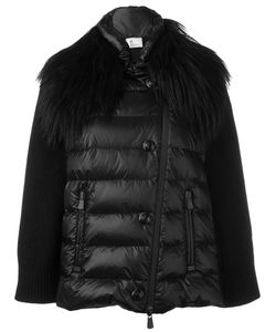 Moncler Grenoble | Fur Collar Padded Jacket Womens Size Small Polyamide/Virgin