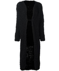 Yohji Yamamoto Vintage | Knitted Long Coat Womens Size 1