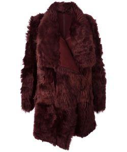 Meteo By Yves Salomon   Classic Fur Coat Womens Size 42