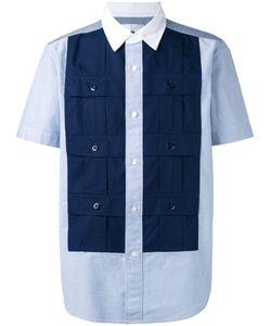Ganryu Comme Des Garcons | Contrast Shirt Mens Size Small Cotton