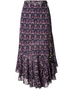 Figue   Maxime Skirt Womens Size 6 Cotton/Viscose