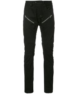 Prps | Zipped Detail Skinny Jeans Mens Size 38 Cotton