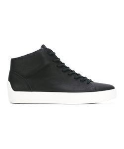 The Last Conspiracy | Lace-Up Hi-Tops Mens Size 40 Leather/Rubber
