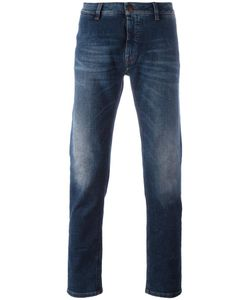 Barba | Regular Jeans Mens Size 33 Cotton/Spandex/Elastane