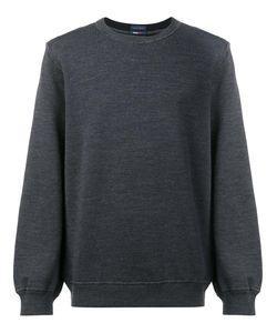 Paul & Shark | Reversible Crew Sweatshirt Mens Size Xl Wool