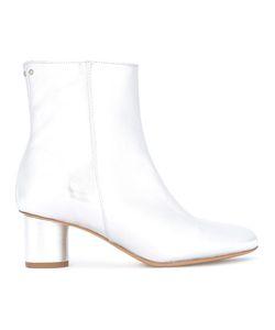 Jérôme Dreyfuss | Pat Boots Womens Size 37 Grey Leather