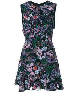 Saloni   Celia Dress Womens Size 4 Polyester/Silk