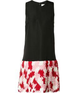 Novis | Hollow Dress Womens Size 2 Silk