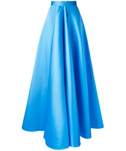 Maison Rabih Kayrouz   Pleated Skirt Size 38 Polyester/Silk
