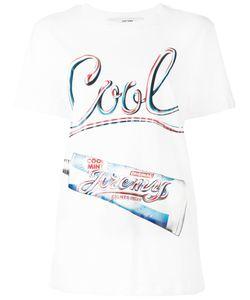 Jeremy Scott | Cool Mint T-Shirt Womens Size Small Cotton
