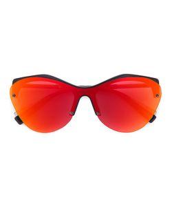 Dion Lee | Oil Slick Revo Sunglasses Womens Nylon/Acetate
