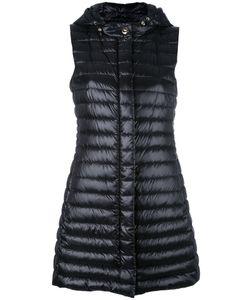 Herno | Padded Gilet Womens Size 42 Nylon/Goose Down